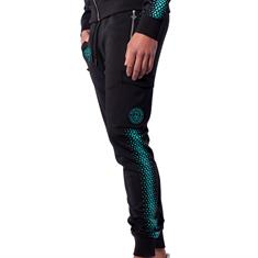 Black Bananas Hexagon Trackpants