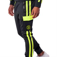 Black Bananas Match Trackpants