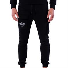 Black Bananas Ribbon Jogger