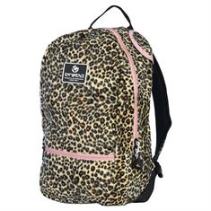 Brabo BB5290 Backpack FUN Leopard