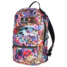 Brabo BB5300 Backpack FUN Leopard Rainbow