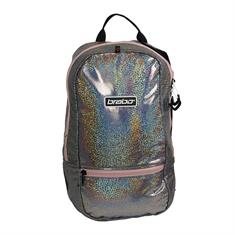 Brabo BB5330 Backpack Fun Sparkle Silver