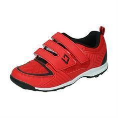 Brabo BF1011D Brabo Shoe Velcro Red/Black