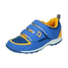 Brabo BF1011F Brabo Shoe Velcro Blue/Oran