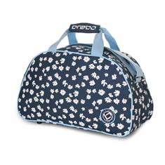 Brabo Shoulderbag Daisies Navy