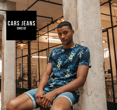 Cars Jeans zomer collectie klein