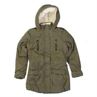 Cars Tummy Parka Winterjas Junior