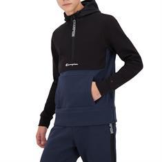Champion 1/2 zip hoodie