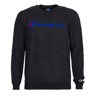 Champion Crewneck Logo Sweater