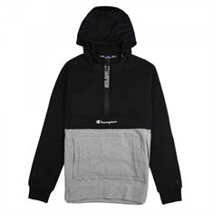 Champion HALF ZIP HOODED SWEATSHIRT