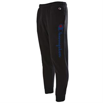 Champion Rib Cuff logo Joggingbroek
