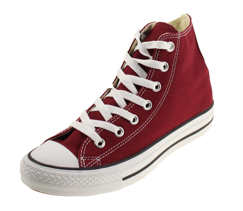 38d029e593b Converse Chuck Taylor All Star Hi Maroon ROOD online kopen bij ...