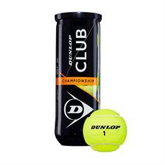 Dunlop Club Championship Tennisballen