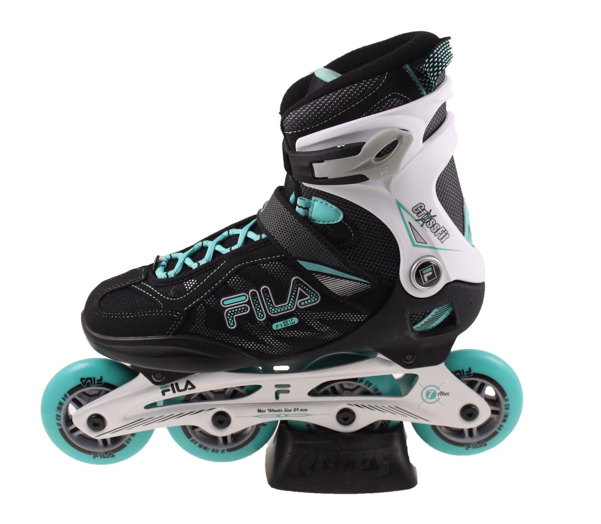 59854632d16 Fila Crossfit Dames Inline Skate ZWART online kopen bij Sportpaleis.