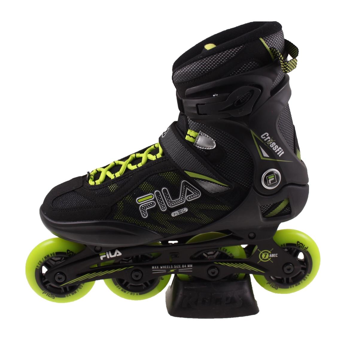 d71751b9c2b Fila Crossfit Men Inline Skate ZWART/GROEN online kopen bij Sportpaleis.