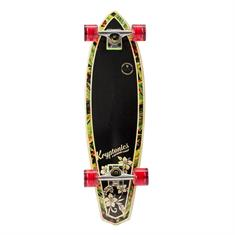 "Fila Kryptonis Mini Swallowtail Cruiser 32"" Longboard"