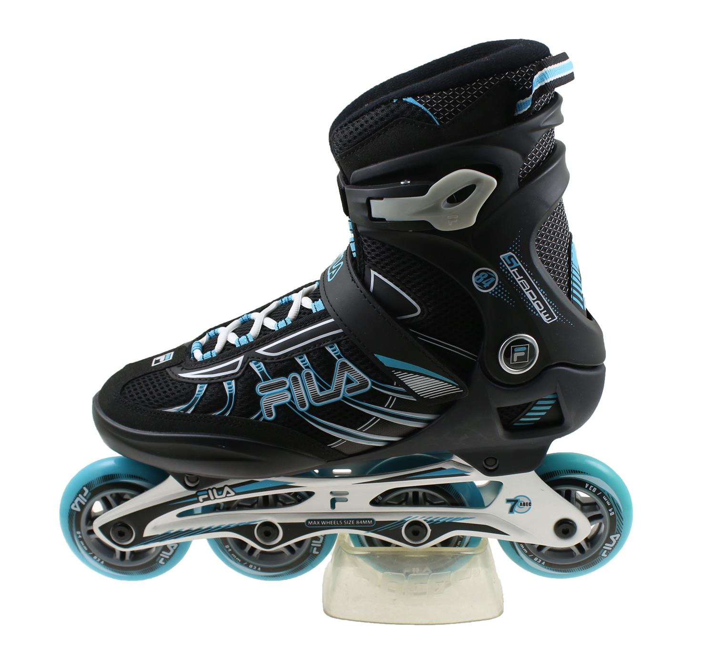a2149e8c29e Fila Shadow 84 Dames Inline Skates ZWART/BLAUW online kopen bij ...