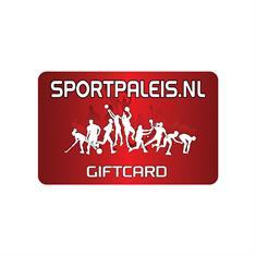 GIFTCARD SPORTPALEIS.NL
