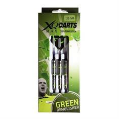 Harrows Darts Michael van Gerwen Green Demolisher