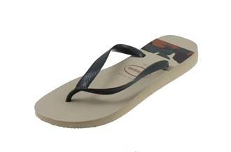 Havaianas Top Stripes Logo Teenslippers
