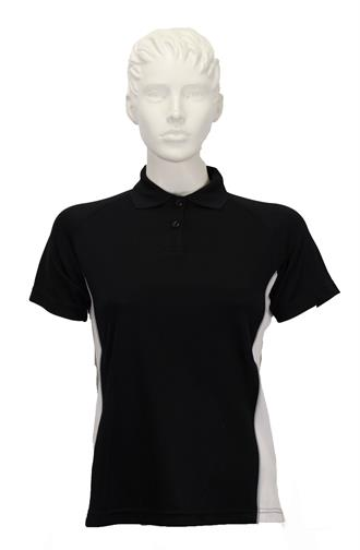 Indoor Poloshirt Dames