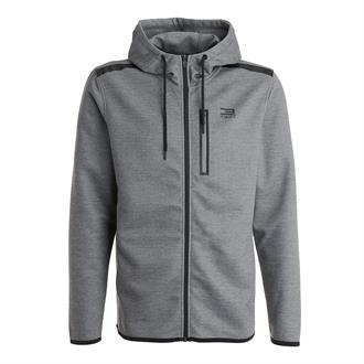 Jack & Jones Tech Hoody Sweater Snap