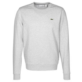 Lacoste Crew Neck Fleece Sweater