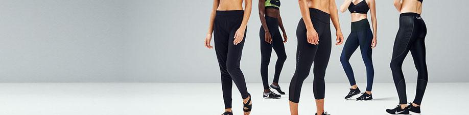 Lange fitnessbroeken
