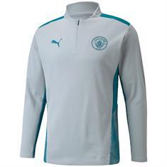 Manchester City FC Training 1/4 Zip Top