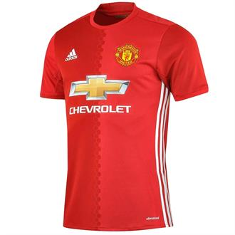 Manchester United FC MUFC HOME SHIRT16/17