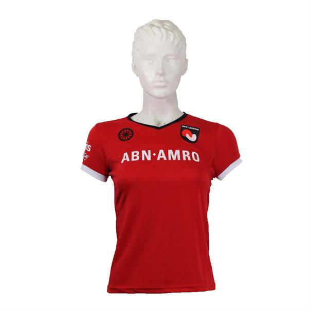 MHC Lelystad Wedstrijd Shirt Thuis Dames