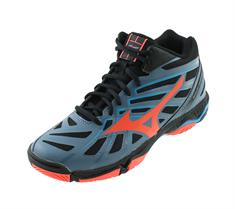 Mizuno Wave Hurricane 3 Mid Indoor