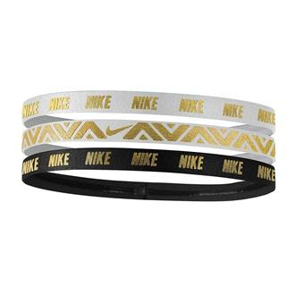 Nike 3-Pack Metallic Haarbandjes
