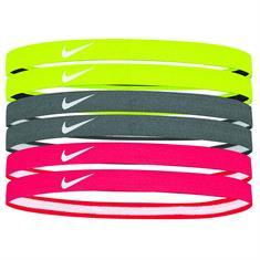 Nike 6-Pack Swoosh Sport Haarbandjes 2.0