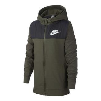 bfc5fc149575cd Nike Advance Full Zip Hoodie