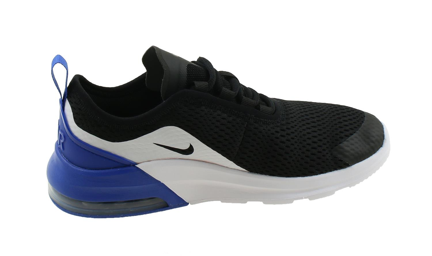f8a74bb4643 Nike Air Max Motion 2. AQ2741 003 Black Game Royal White. Product  afbeelding Product afbeelding ...