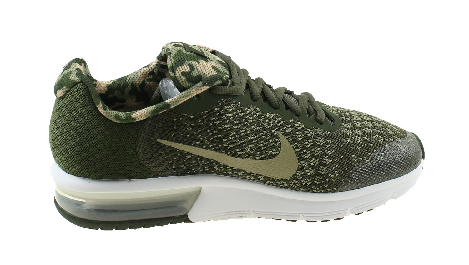 nike air max junior groen