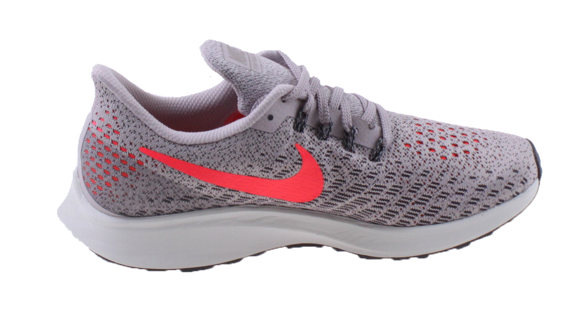 1d49493ad22 Nike Air Zoom Pegasus 35 Dames Hardloopschoen. 942855 602 Particle Rose  Thunder Grey Summit White Flash Crimson. Product afbeelding Product  afbeelding ...