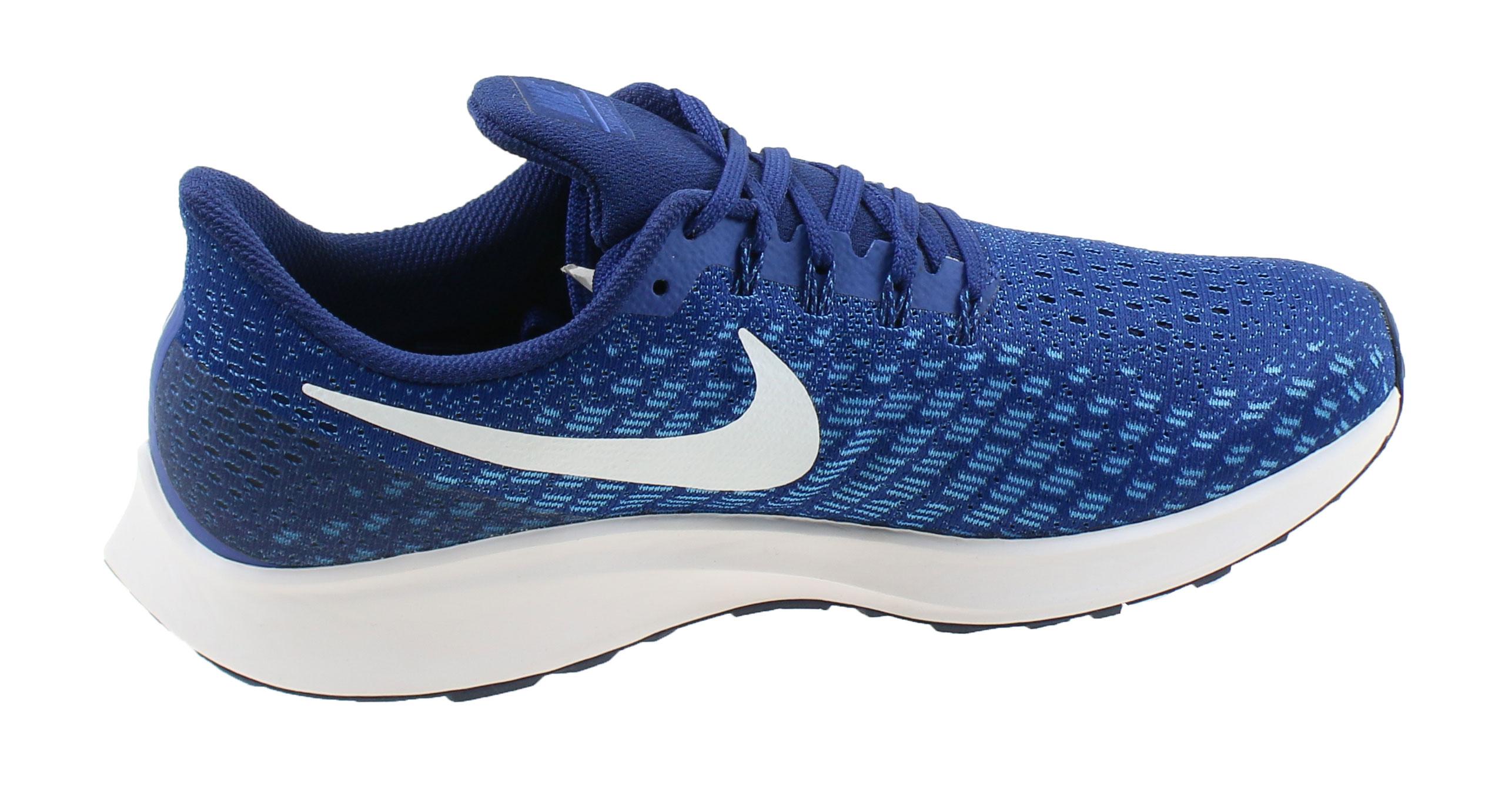 8e5fc778cc9 Nike Air Zoom Pegasus 35 Heren Hardloopschoen. 942851 404 Indigo Force  White Photo Blue. Product afbeelding Product afbeelding ...