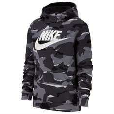Nike AOP Camo Hoodie Junior