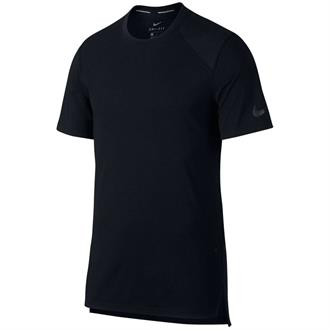 Nike Breathe Elite Basketbalshirt Korte Mouw
