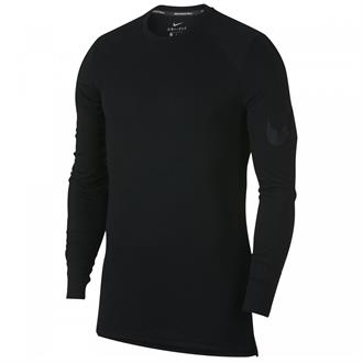 Nike Breathe Elite Basketbalshirt Lange Mouw