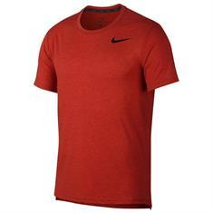 Nike Breathe Hyper Dry Shirt Korte Mouw
