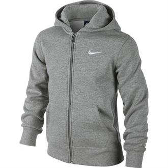 Nike Brushed Fleece Full Zip Hoody