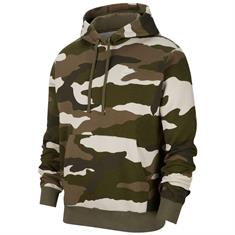 Nike CLUB CAMO PU TOP