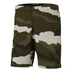 Nike CLUB SHORT FT CAMO