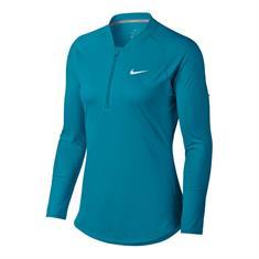 Nike Court Pure top Tennistop 1/2 Zip