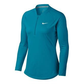 Nike Court Pure top Tennistop 1/2 Zip