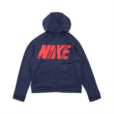 Nike Dri Fit GFX Full Zip Hoodie Junior