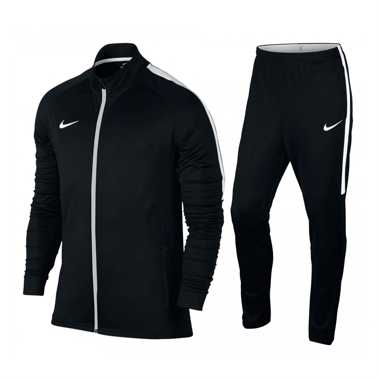 nike dry academy trainingspak junior zwart wit online kopen bij sportpaleis. Black Bedroom Furniture Sets. Home Design Ideas